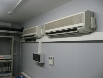 Кондиционер в серверную комнату